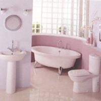 Roze handdoeken voor de badkamer